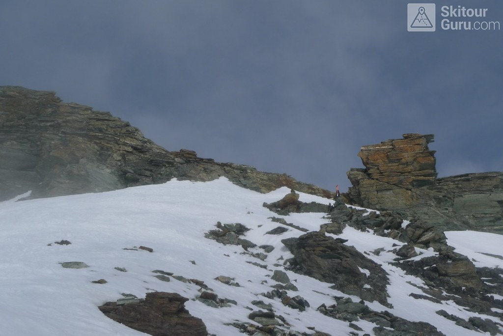 Cabane Tracuit Walliser Alpen / Alpes valaisannes Švýcarsko foto 13
