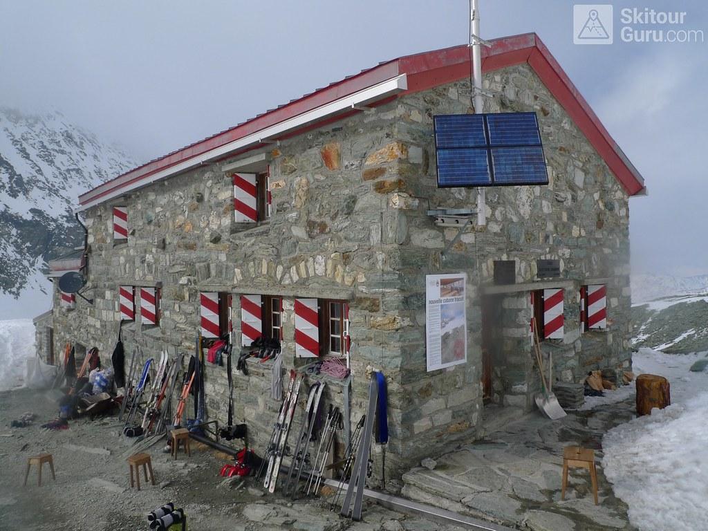 Cabane Tracuit Walliser Alpen / Alpes valaisannes Švýcarsko foto 07