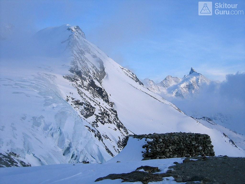 Cabane Tracuit Walliser Alpen / Alpes valaisannes Švýcarsko foto 10