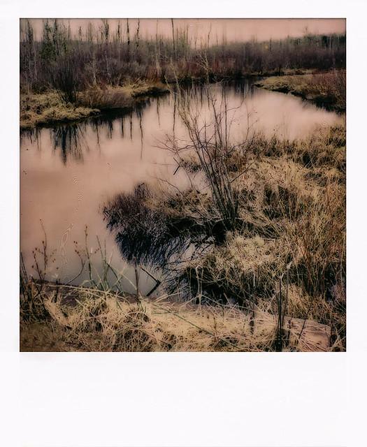 Mud Creek, North Ironwood, MI