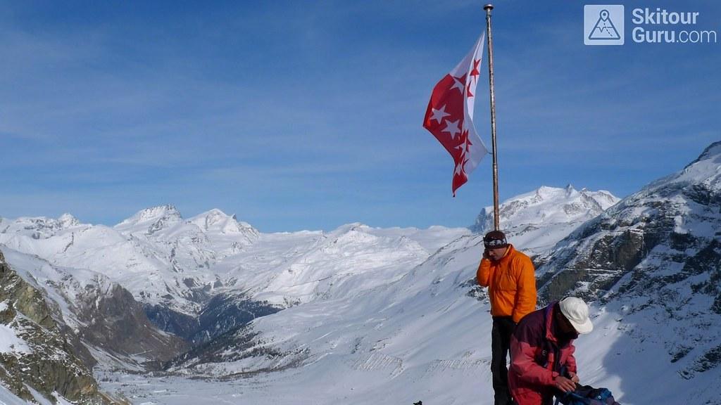 Schönbielhütte Walliser Alpen / Alpes valaisannes Switzerland photo 17