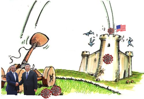 中國與文明嚴重脫節 全球掀起排華浪潮