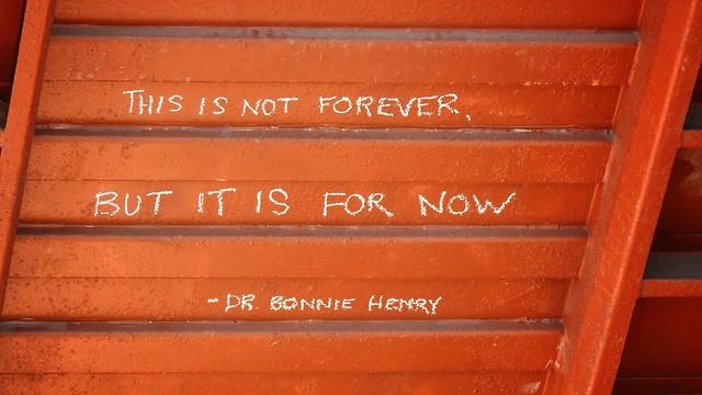 BC Love You, Dr. Bonnie.