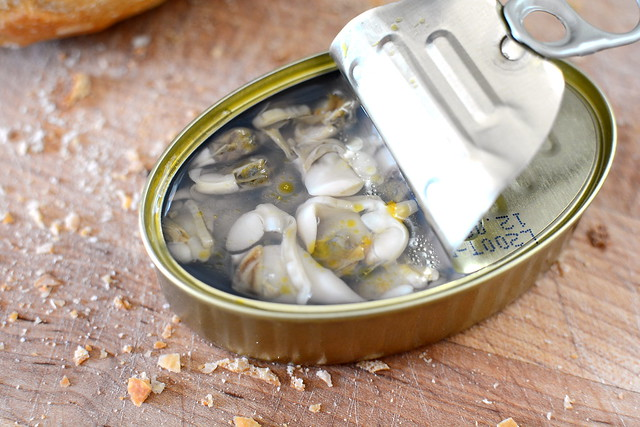Spanish Tinned Seafood