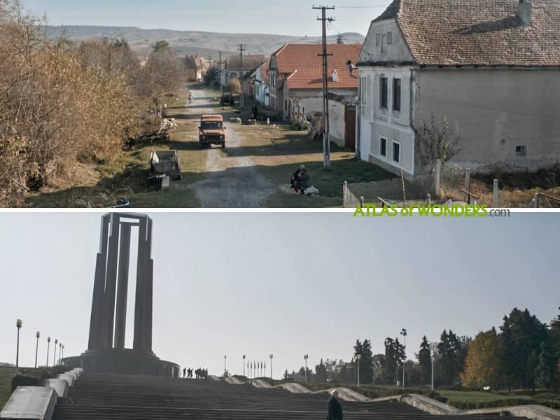 Romania localizaciones