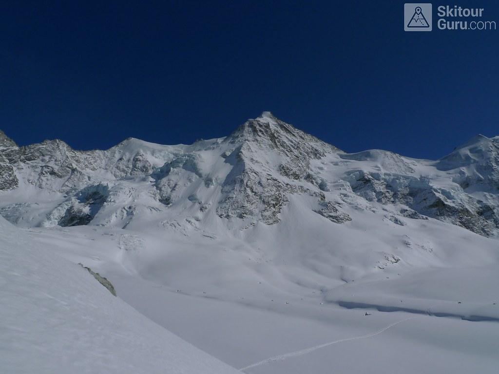 Cabane du Mountet Walliser Alpen / Alpes valaisannes Švýcarsko foto 06