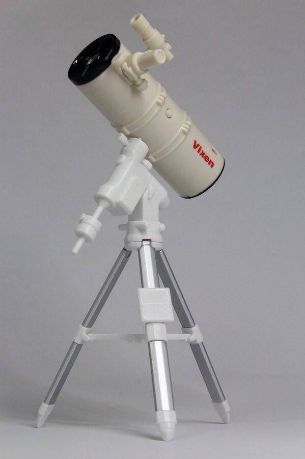 宇宙控轉起來!T-ARTS「Vixen天文望遠鏡 宇宙投影燈吊飾」轉蛋(Vixen 宙ガチャ 天体望遠鏡プロジェクター)全六種