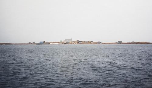 island saintpierreetmiquelon marine sea ocean atlantic settlement abandoned rural coastal film aps kodakadvantixt500