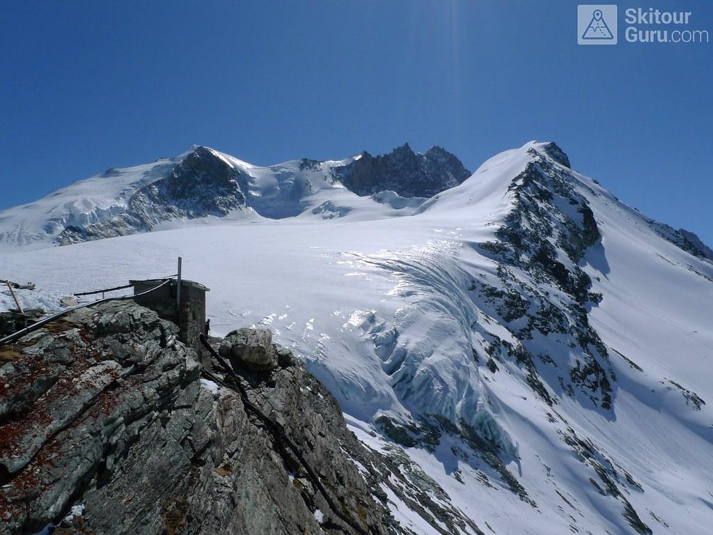 Cabane Tracuit Walliser Alpen / Alpes valaisannes Švýcarsko foto 14