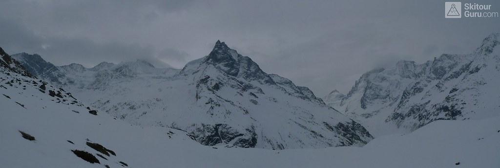 Cabane Tracuit Walliser Alpen / Alpes valaisannes Švýcarsko foto 17