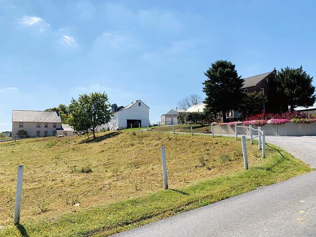 Pennsylvania 2019, Amish Country Amish farm