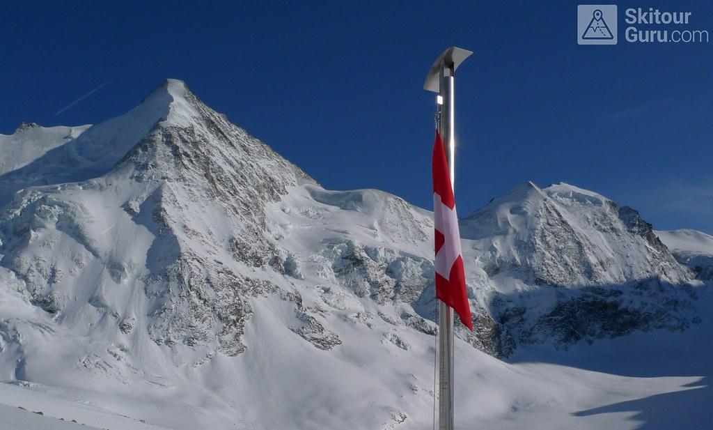 Cabane du Mountet Walliser Alpen / Alpes valaisannes Švýcarsko foto 02