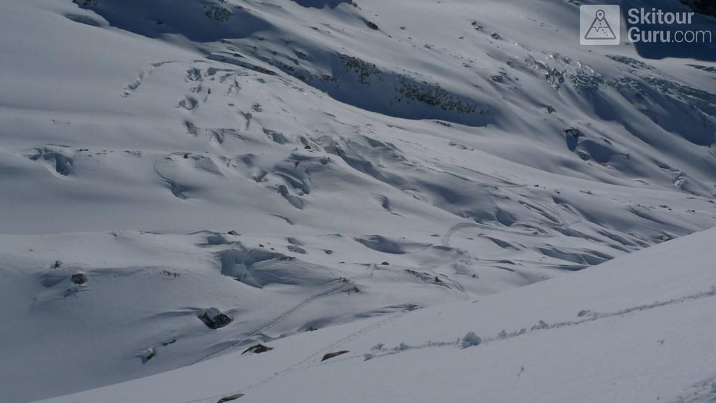 Cabane du Mountet Walliser Alpen / Alpes valaisannes Švýcarsko foto 07