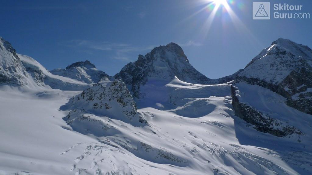 Cabane du Mountet Walliser Alpen / Alpes valaisannes Švýcarsko foto 05
