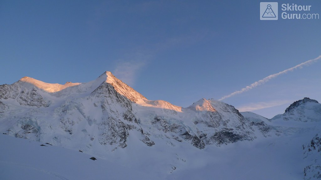 Cabane du Mountet Walliser Alpen / Alpes valaisannes Švýcarsko foto 04