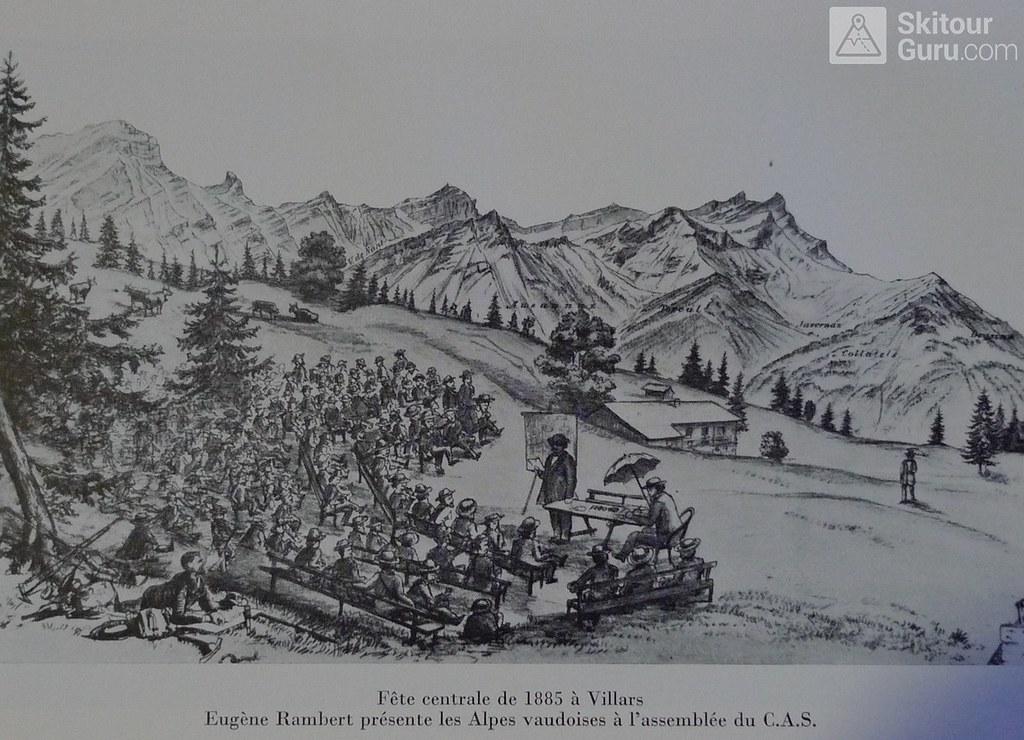 Cabane du Mountet Walliser Alpen / Alpes valaisannes Švýcarsko foto 16