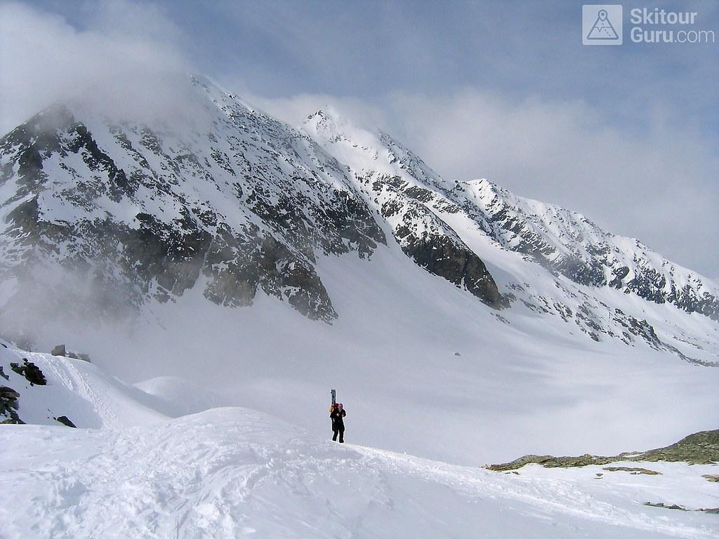 Cabane Tracuit Walliser Alpen / Alpes valaisannes Švýcarsko foto 08