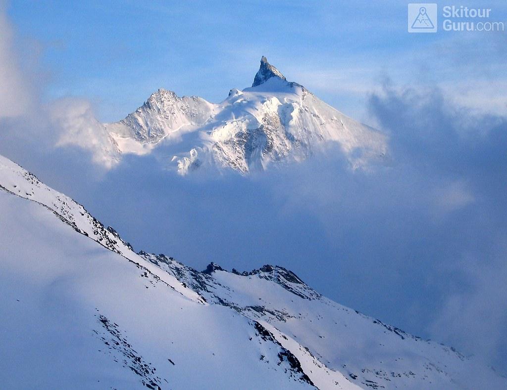 Cabane Tracuit Walliser Alpen / Alpes valaisannes Švýcarsko foto 09