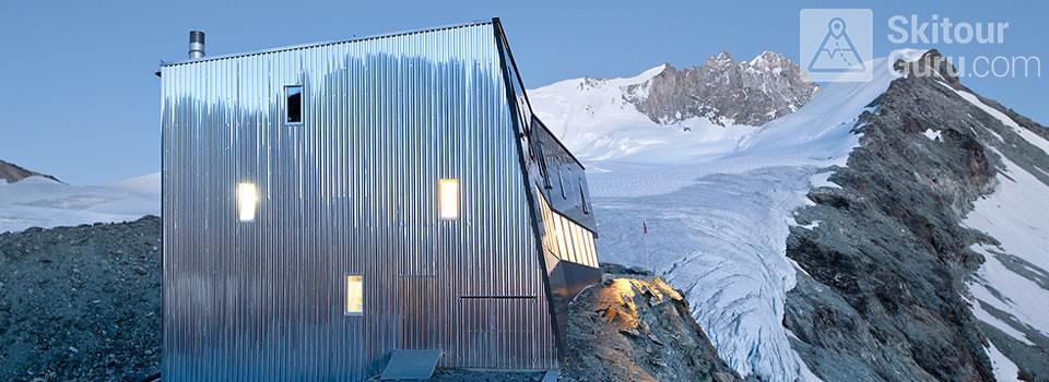 Cabane Tracuit Walliser Alpen / Alpes valaisannes Švýcarsko foto 03