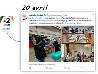 Séquence « Communication » pour Nathalie Appéré
