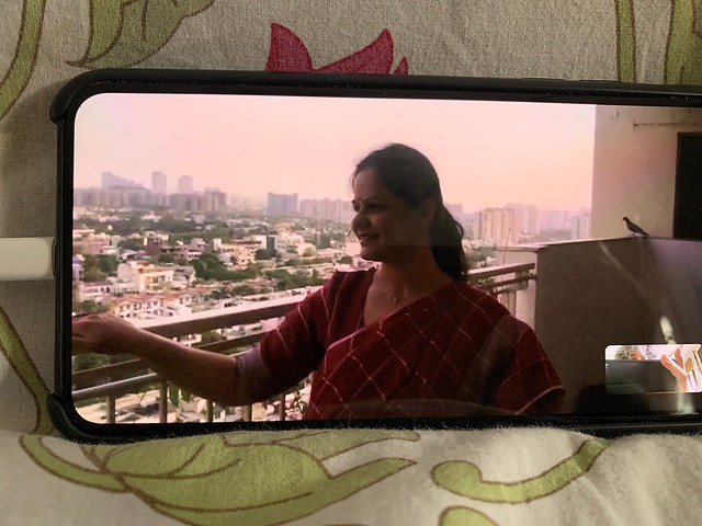 Home Sweet Home - Smriti Saigal's Two Balconies, Sector 47, Gurgaon