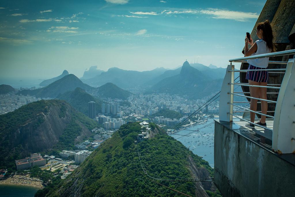 Sugar Loaf, Rio De Janeiro. Brazil