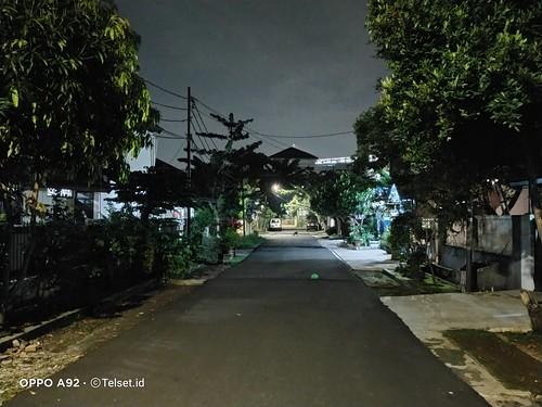Night Mode Oppo A92