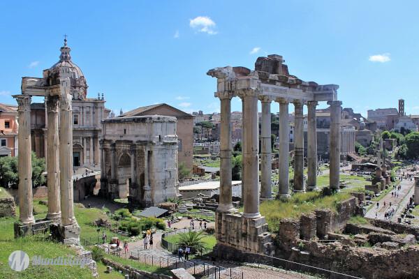 Forum Romain (Foro Romano)
