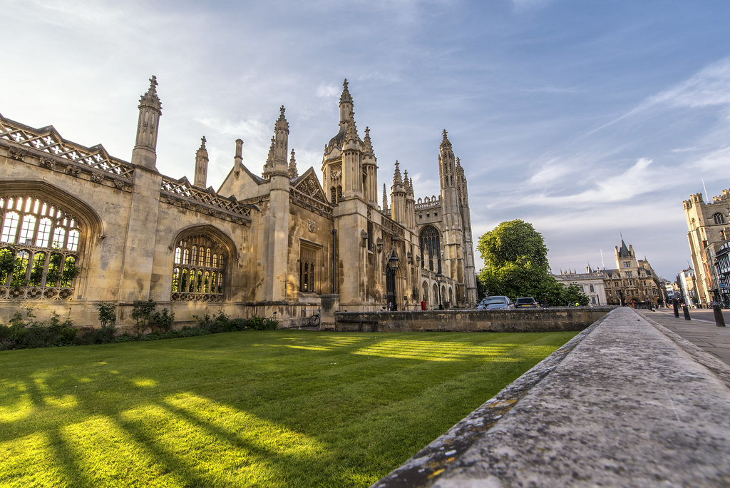 Empty Cambridge