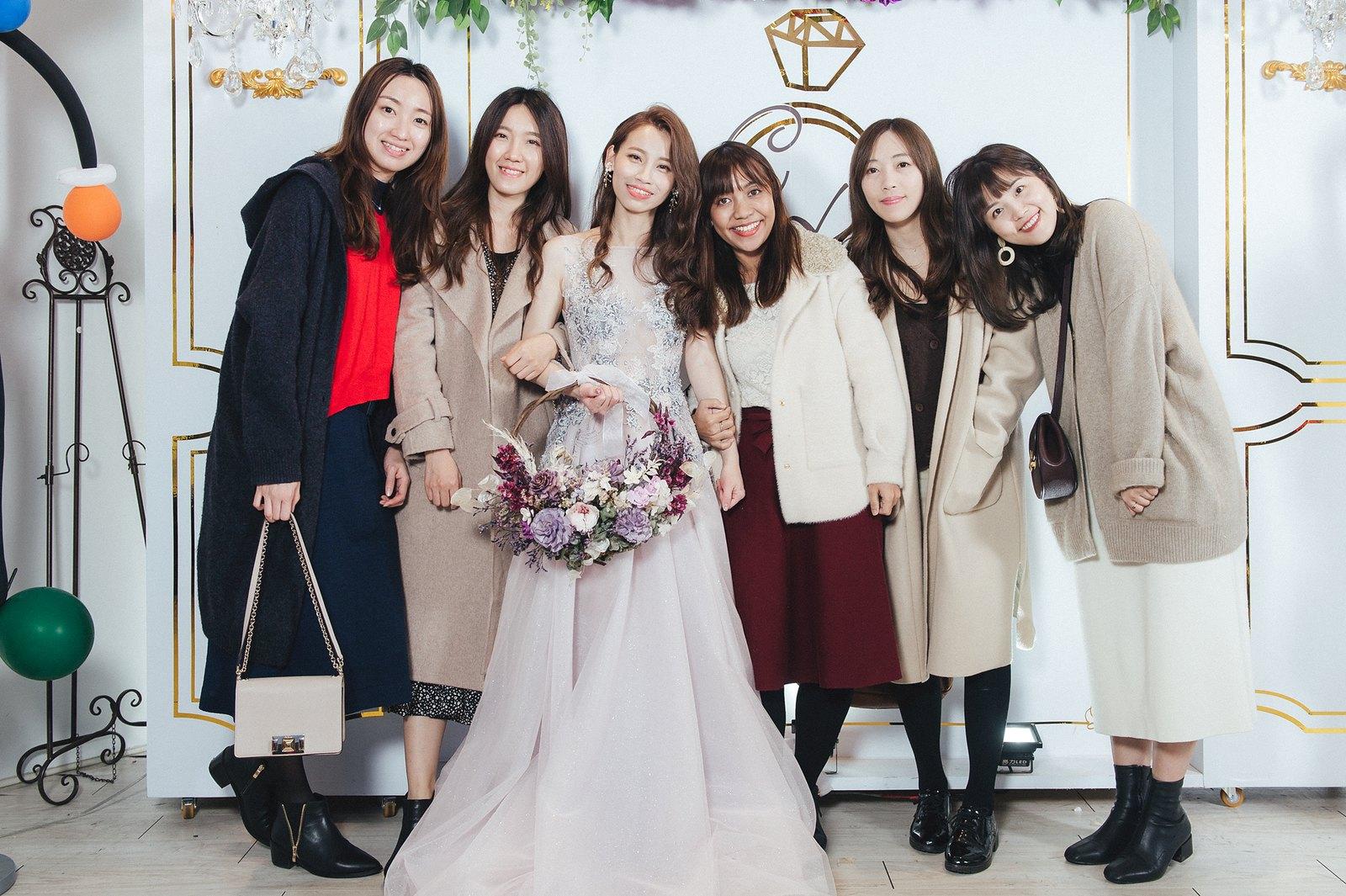 【婚攝】Chu & Han / 全國麗園大飯店