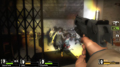 L4D2 - Dad & Daughter Game: The Passing