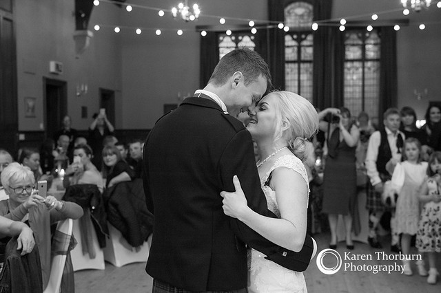 First dance in Carnegie Hall, Clashmore