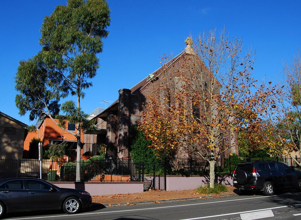 Naremburn Anglican Church, Naremburn, Sydney, NSW.