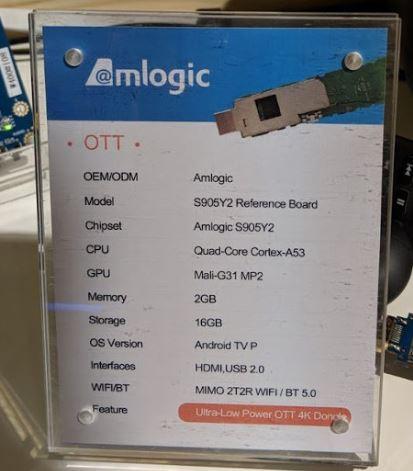 Amlogic S905Y2