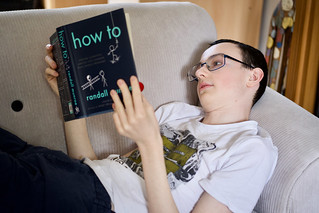 Reading his new book