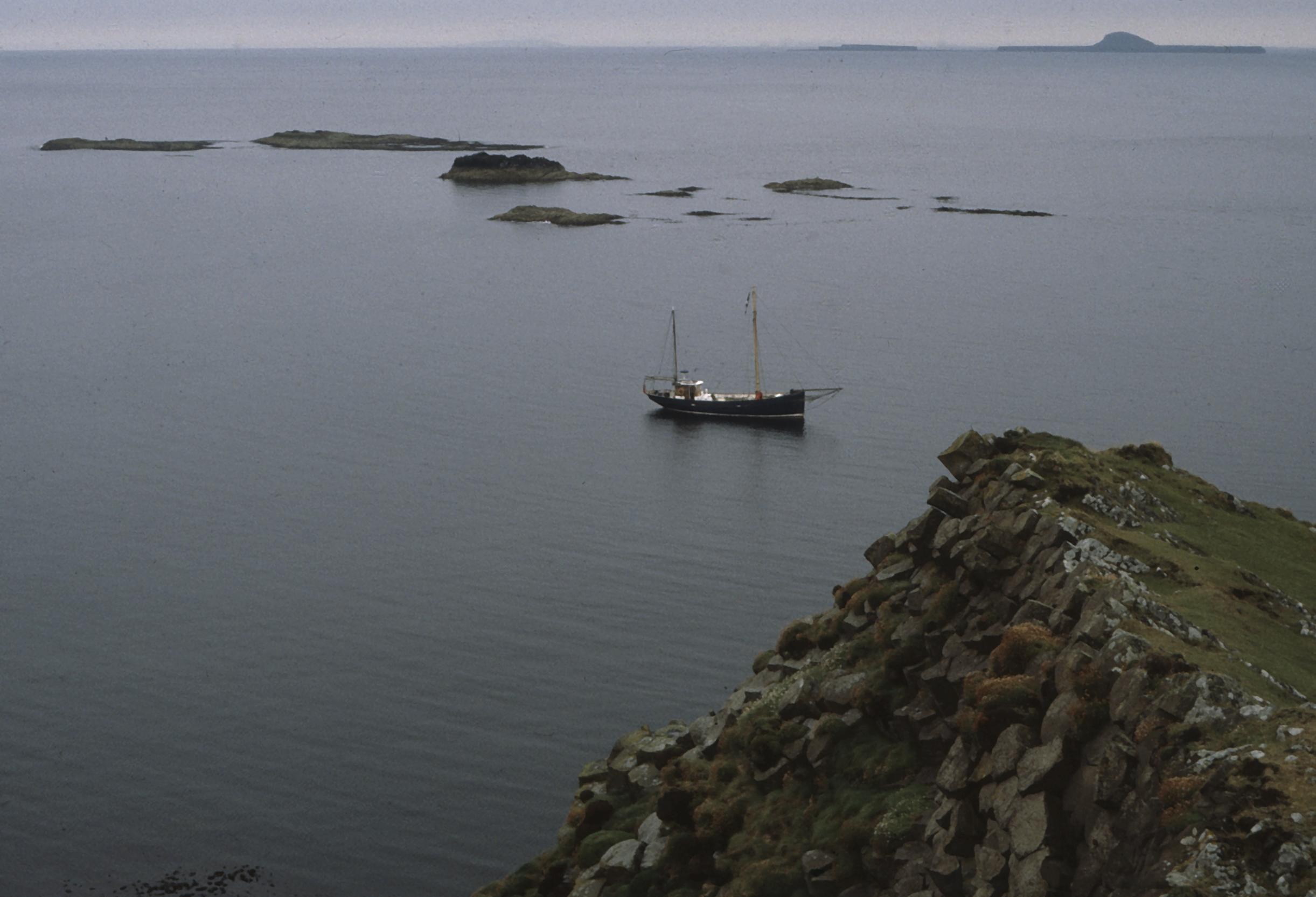 ex Danish trawler 'Deli'