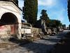 Pompeje, cestou k Villa dei Misteri, foto: Petr Nejedlý