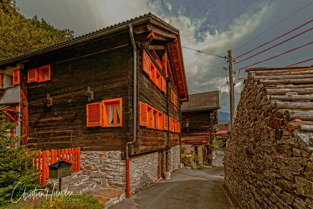 Calpiogna, Leventina, Switzerland