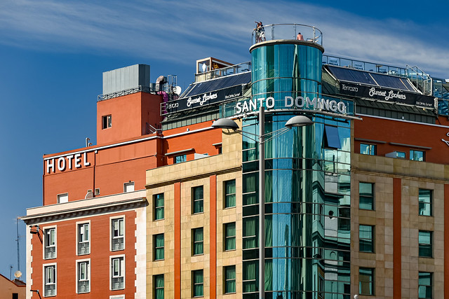 Madrid: Hotel Santo Domingo