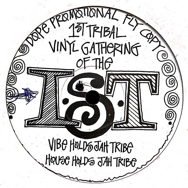 1st Vinyl Tribal Gathering of The International Stüssy Tribe