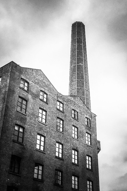 Old Mill Building Manchester