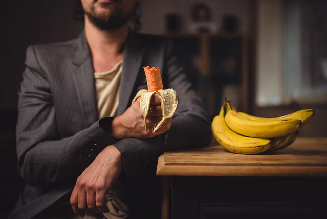The banana scam