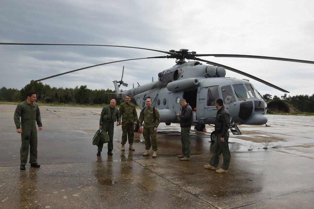 33. hrvatski kontingent upućen na Kosovo