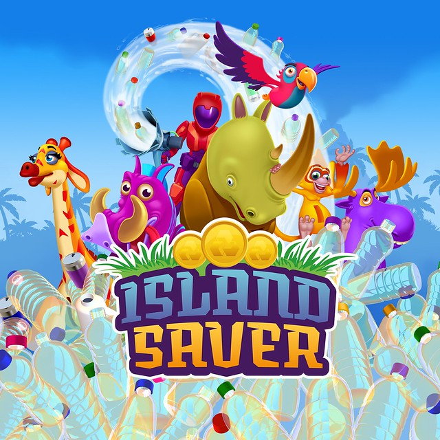 Thumbnail of Island Saver on PS4