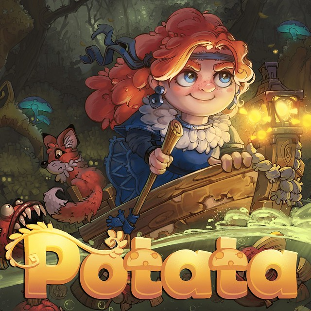 Thumbnail of Potata on PS4