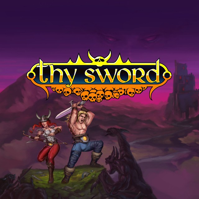 Thumbnail of Thy Sword on PS4