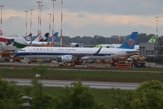 A321NX China Southern Airlines B- | by XFW-Spotter