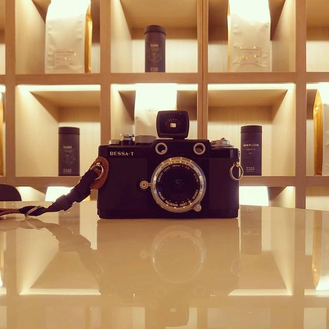 Canon 28mm f2.8 LTM 劍指西德的廣角TOPOGON