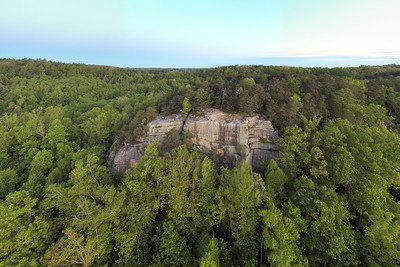 Bee Rock, Putnam County, Tennessee