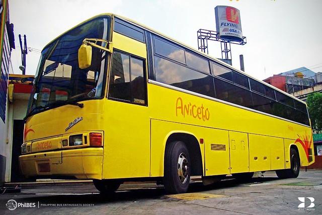 Aniceto Bus Line - 5-20